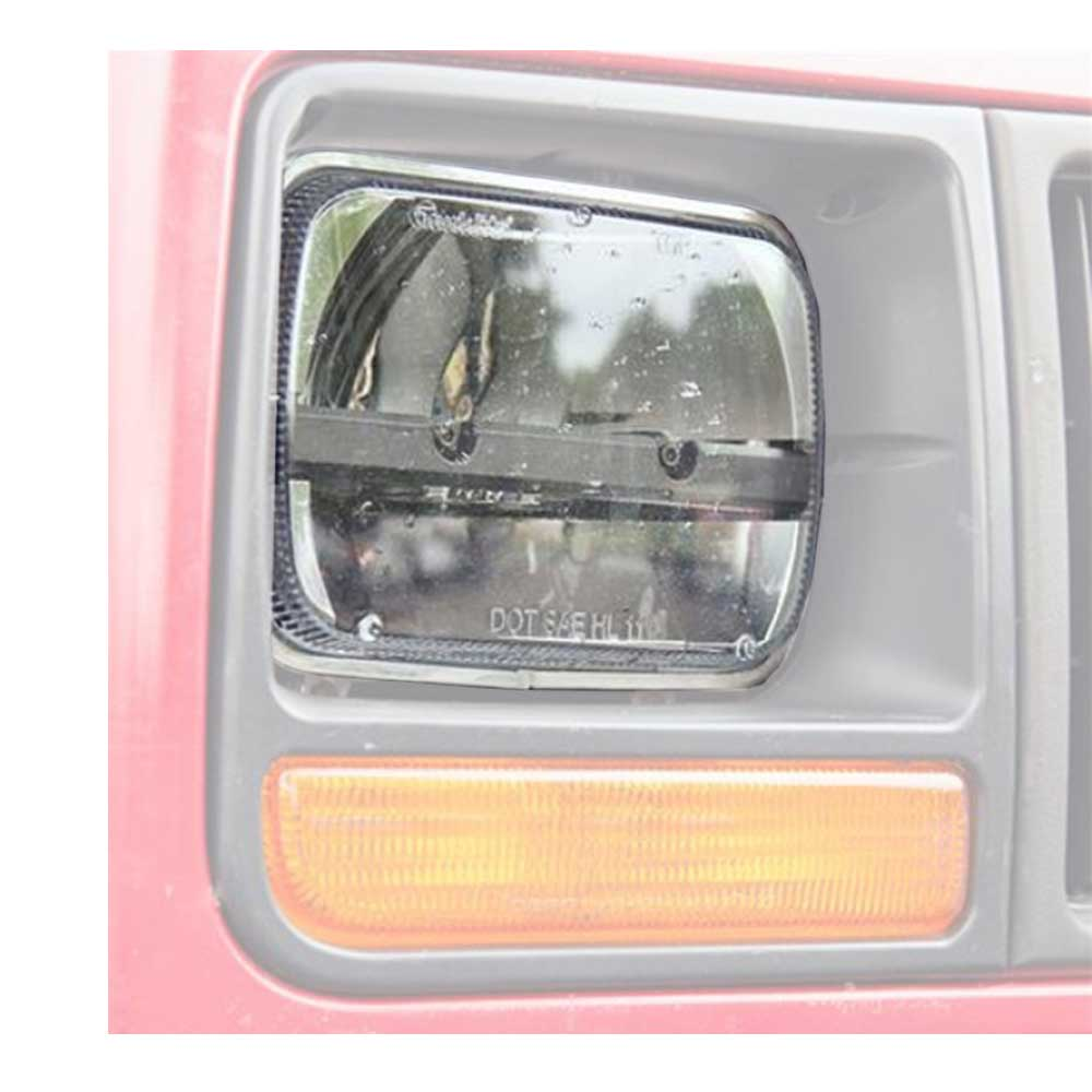 "Image of Truck-Lite 5""x7"" Rectangular Led Headlamp - By Rigid Industries (Sold Individually)"