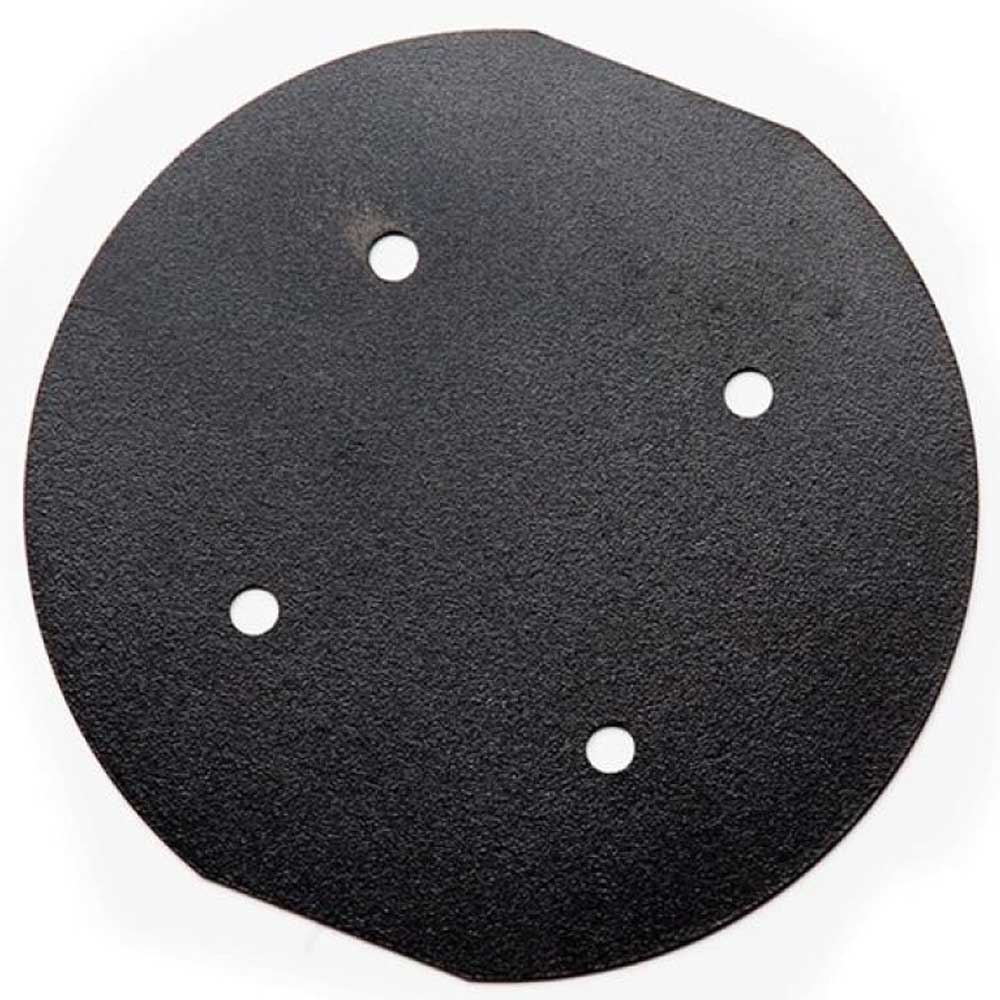 Image of Rotopax Backing Plate - Powdercoated Steel