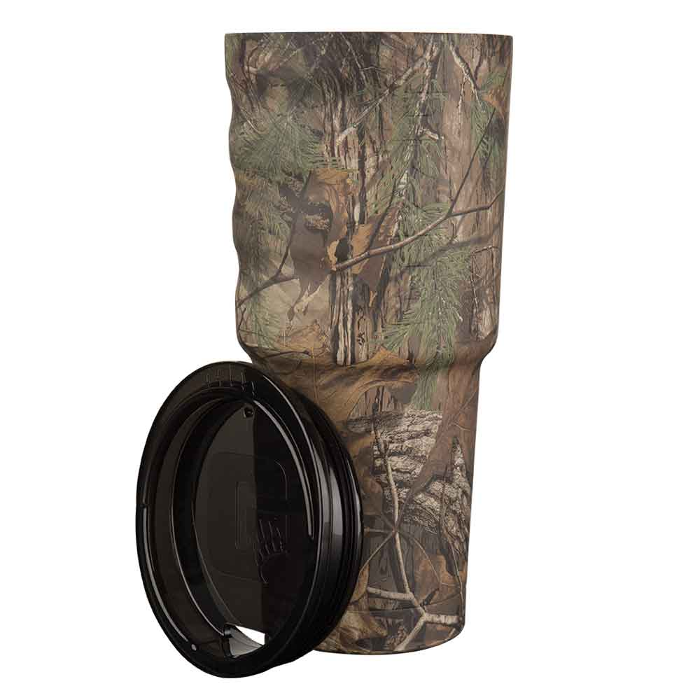 Image of Free - Grizzly Grip Cup 32Oz - Realtree Xtra