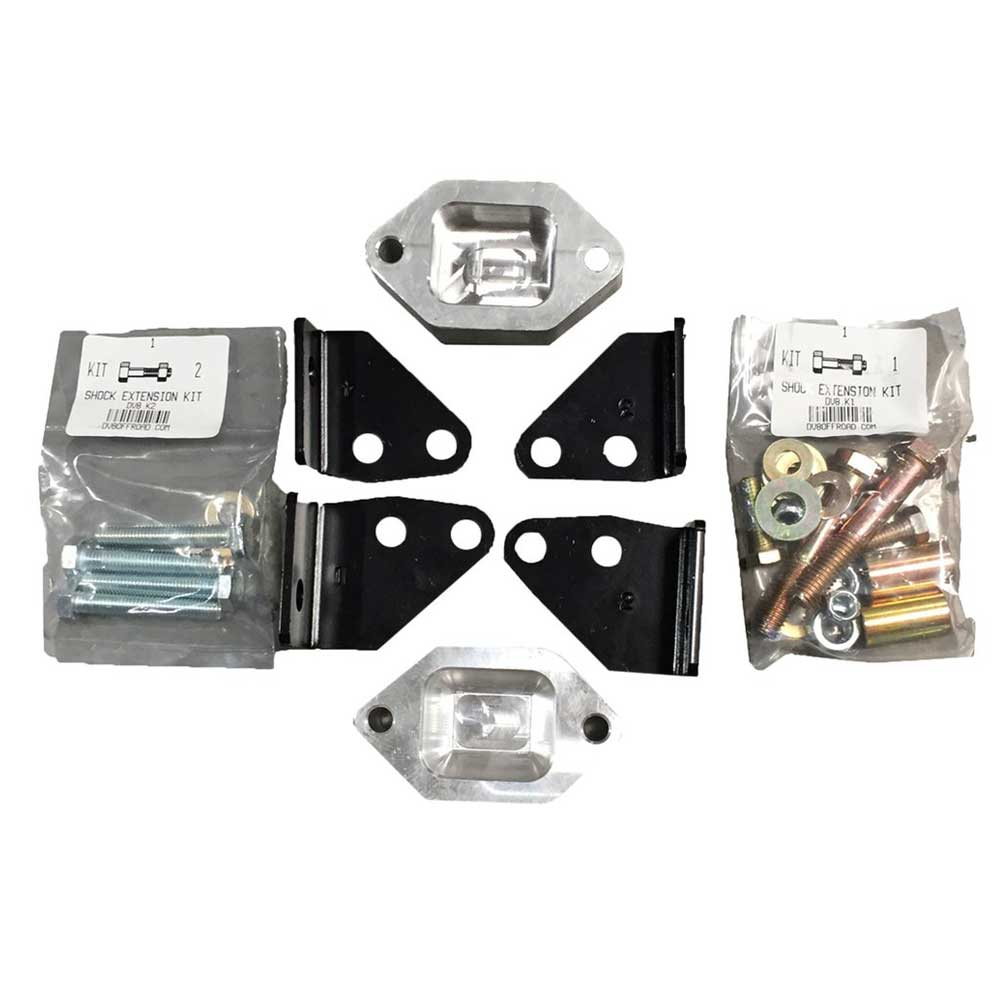"""Image of Dv8 Off-Road 2.5"""" Shock Extensions, Front And Rear-Set Of 4"""