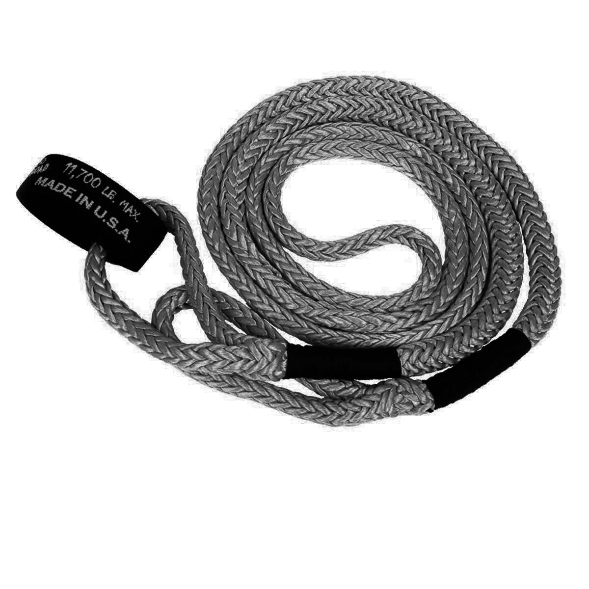 Image of Voodoo Off-Road 1/2 X 20' Recovery Rope 11,700Lbs - Green