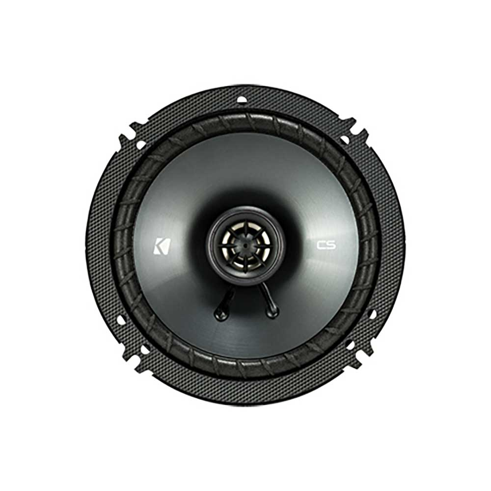 "Image of ""Kicker 6.5"""" Csc65 Coaxial Speakers, 4 Ohm - Pair"""