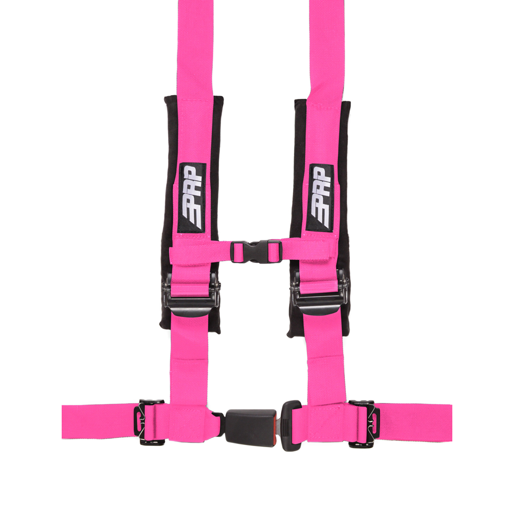 """Image of Prp 2"""" Safety Harness, 4 Point - Pink"""