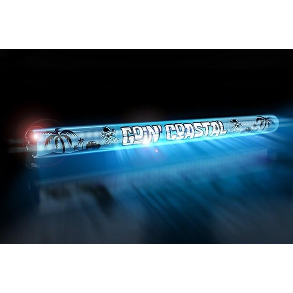 Aerolidz 52 Goin Coastal Insert For Dual Row Light Bar Silencer, Blue, Exterior Car Parts,