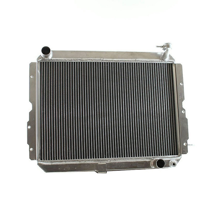 Image of Griffin High Performance Exact Fit Radiator For 4.2L In-Line 6 Cylinder Engine And Manual Transmission
