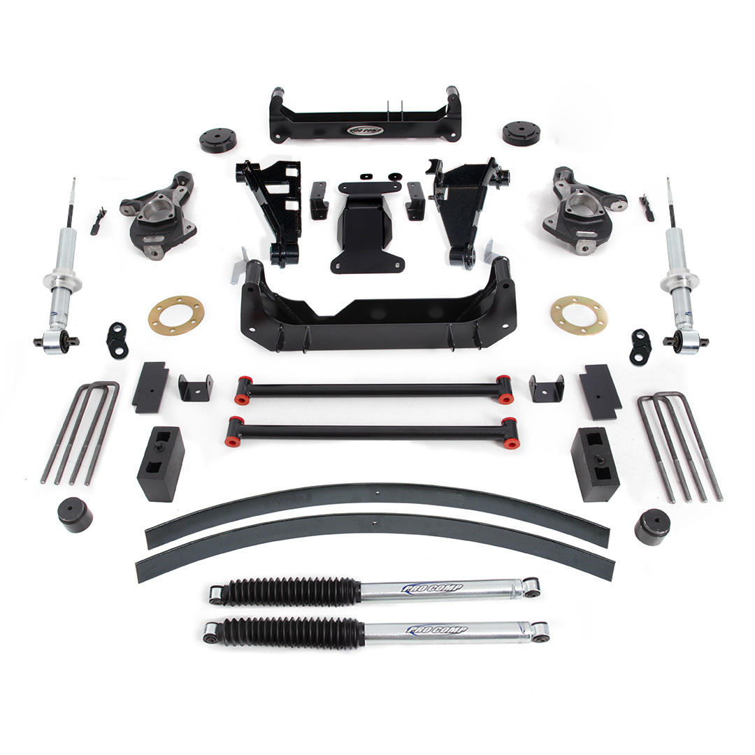 "Image of ""Pro Comp 6"""" Suspension Lift Kit With Pro-Runner Shocks And Struts"""