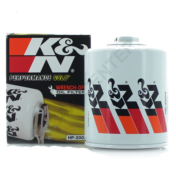 Image of K&n Premium Wrench-Off Oil Filter