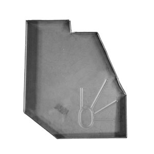 Image of Nor/am Under Front Seat Floor Pan, Right