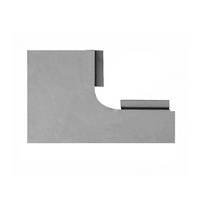 Image of Nor/am Replacement, Steel Rocker Panel With Lower Cowl, Left
