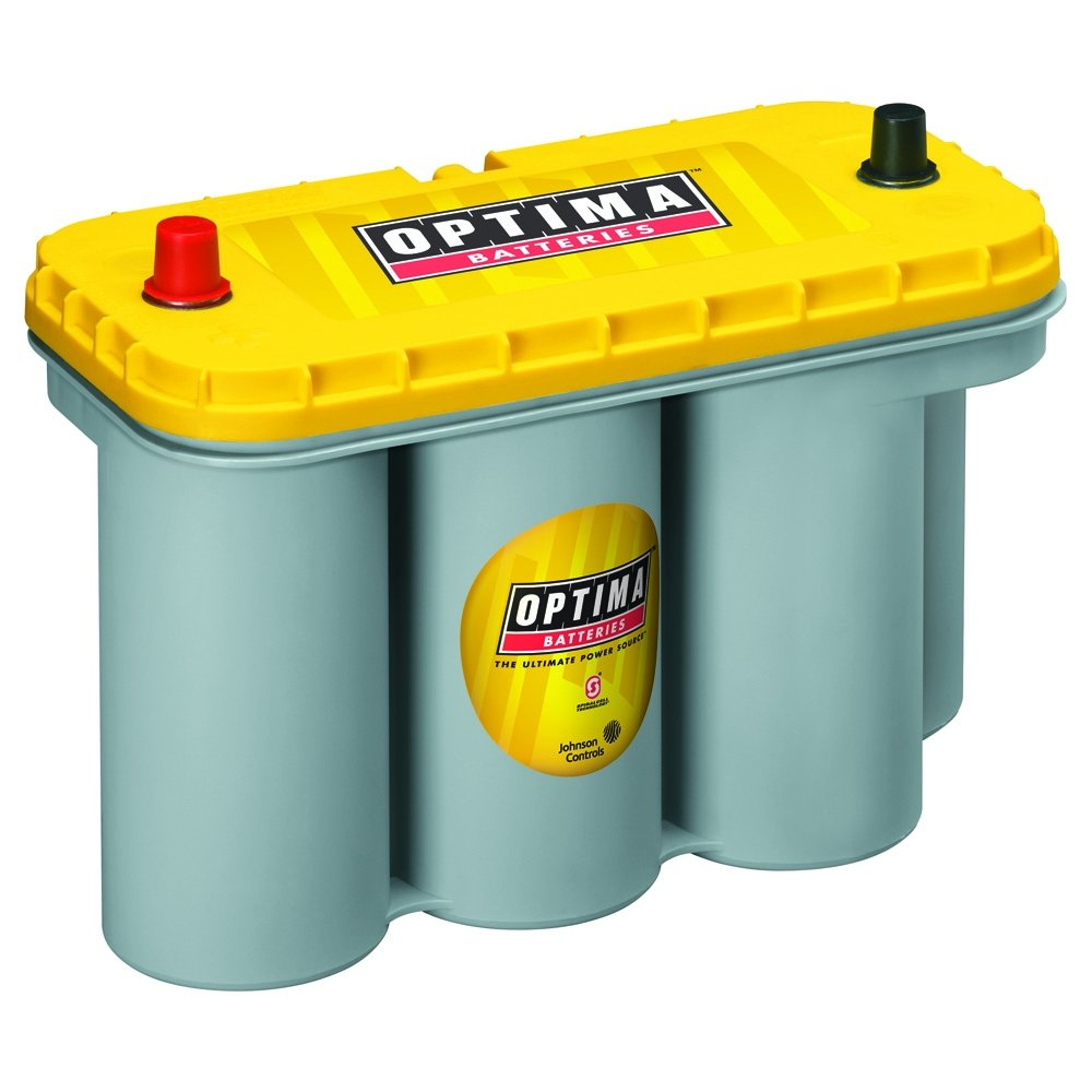 Image of Optima 12 Volt D31A Yellowtop Deep Cycle Battery