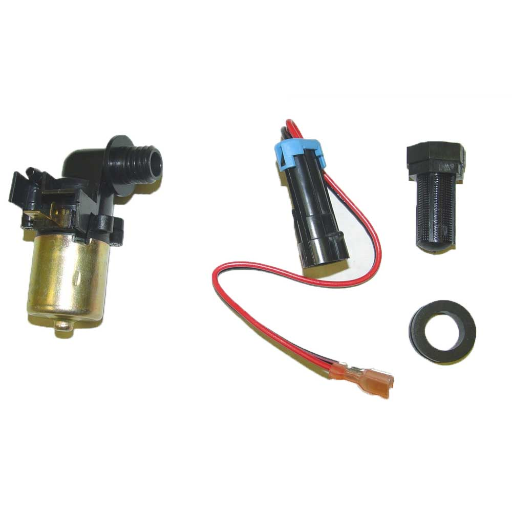 Jeep Omix Front Windshield Washer Pump, Exterior Car Parts | 1991-1996 Cherokee XJ, 19108.06