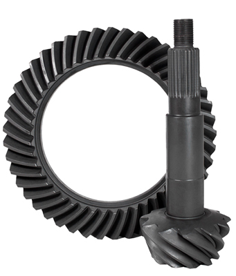 Jeep High Performance Yukon Ring & Pinion Replacement Gear Set For Dana 44 In A 3.92 Ratio  
