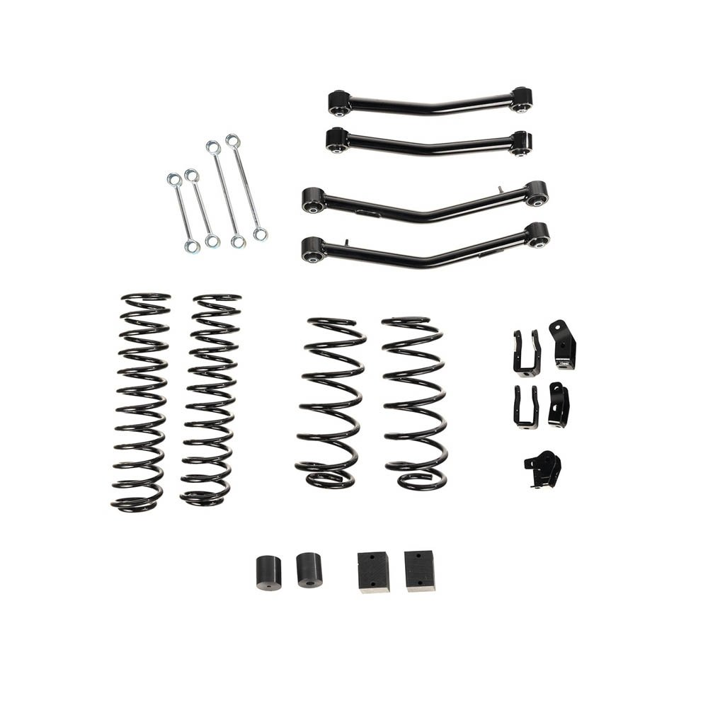 Jeep Alloy Usa 4 Lift Kit With Control Arms, 18-19 Wrangler Jl, 4 Door | 2018-2019 Wrangler JL