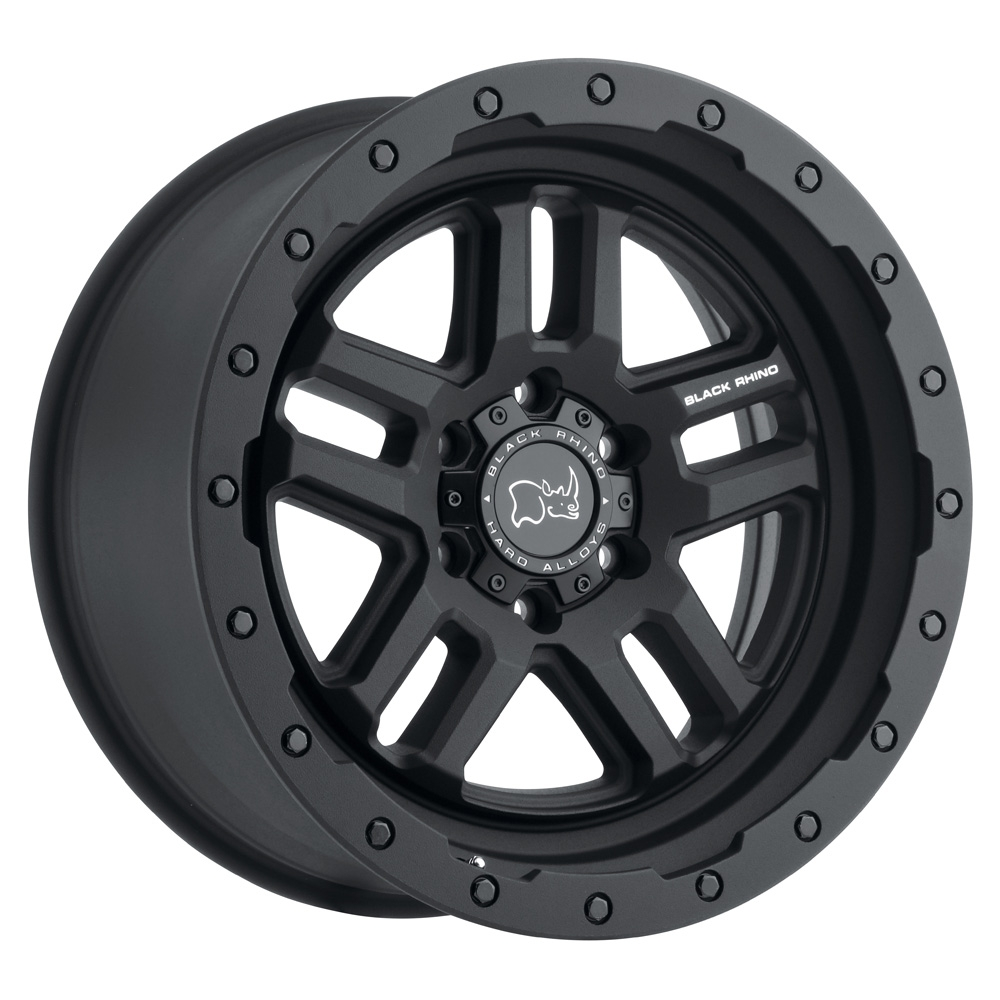 Black Rhino Barstow Wheel, 20x9.5