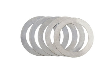 Jeep Replacement Carrier Shim Kit For Dana 30 & 44 With 19 Spline Axles   1966-2006 Wrangler TJ,