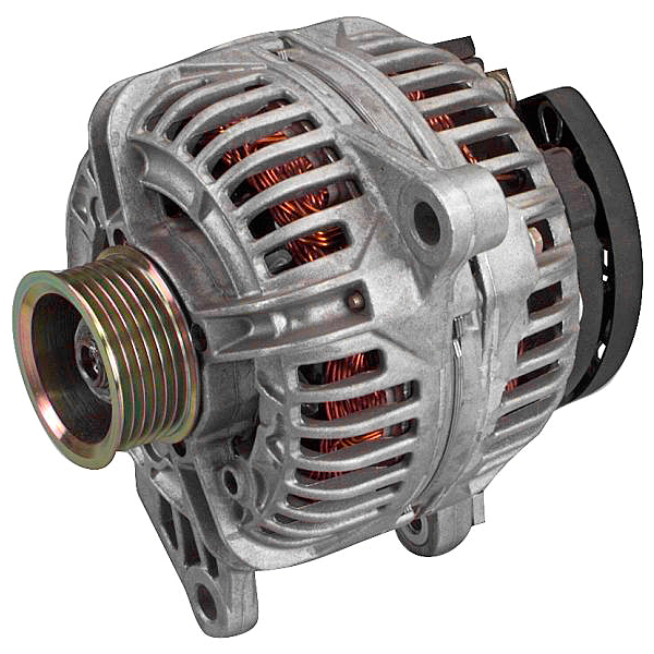 Jeep Omix Alternator For 4.0L Engine, 132 Amp | 1999-2004 Grand Cherokee WJ, 56041322AB