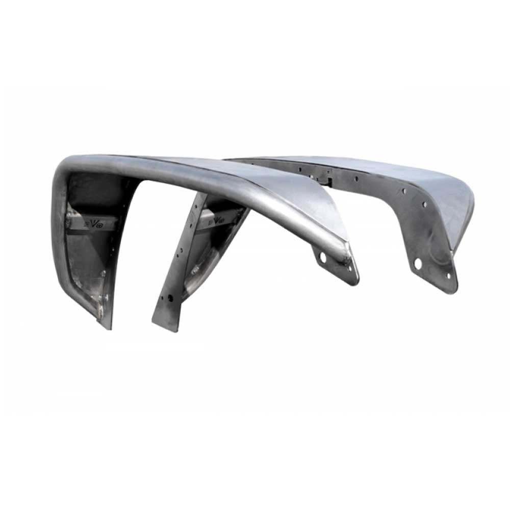 Rear Soft Top Window Strap Pair for Jeep Wrangler TJ 1997-2006 13510.33