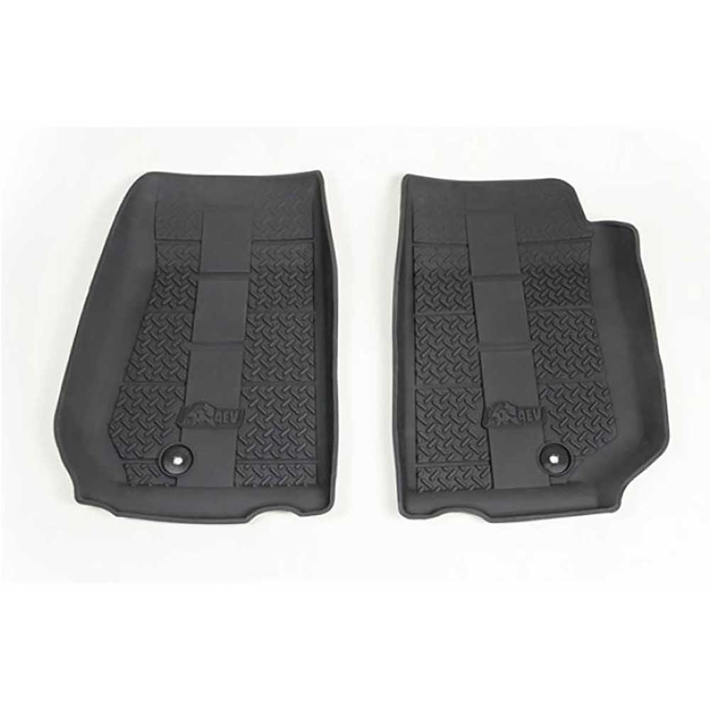 Aev Front Floor Liners, Pair, Interior Car Parts | 2014-2018 Wrangler Jk & Unlimited JK,