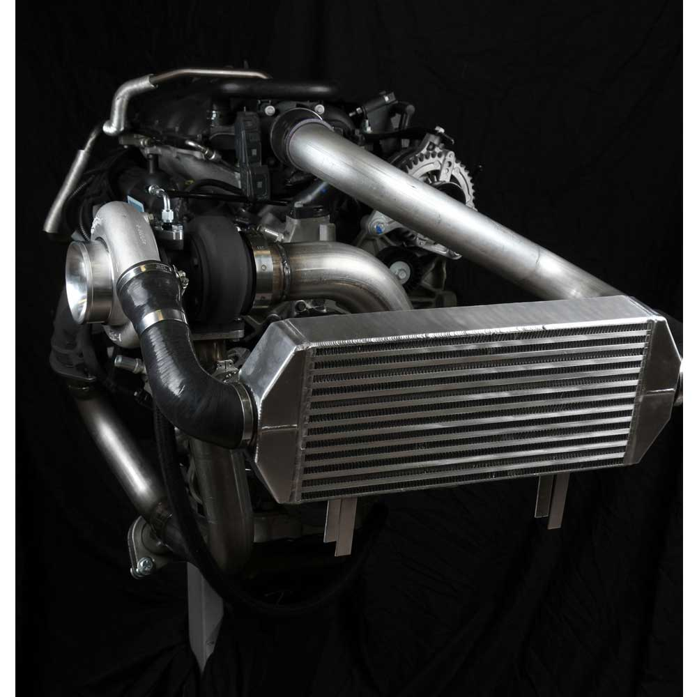 Image of Jeep Prodigy Performance Stage 3 Turbo Kit | 2007-2011 Wrangler JK & Unlimited JK, PRO-1003