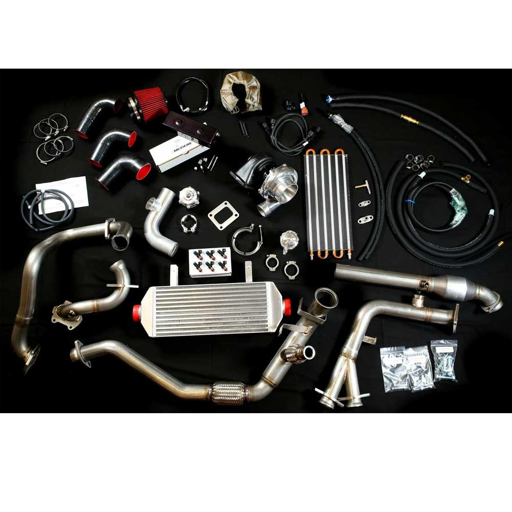 Image of Jeep Prodigy Performance Stage 2 Turbo Kit For 3.6L Engine | 2012-2017 Wrangler JK & Unlimited JK,