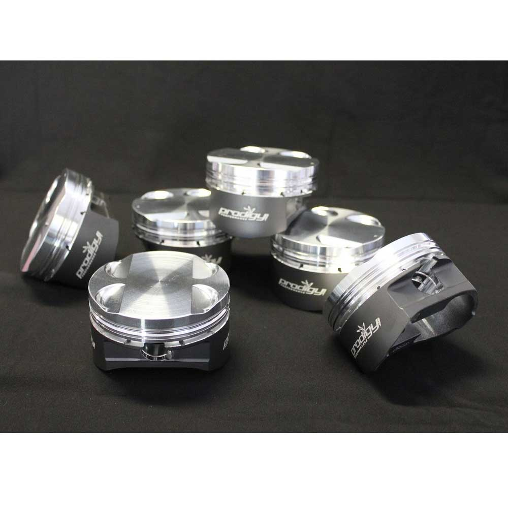 Image of Jeep Prodigy Performance Diamond Piston Set For 3.8L Engine | 2007-2011 Wrangler JK & Unlimited JK,