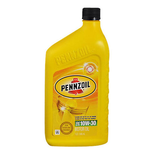 Image of Pennzoil Sae 10W-30 Engine Oil - 32 Oz