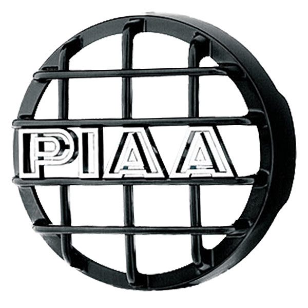 """Image of Piaa 520 Series 6"""" Mesh Grill, Black - Sold Individually"""