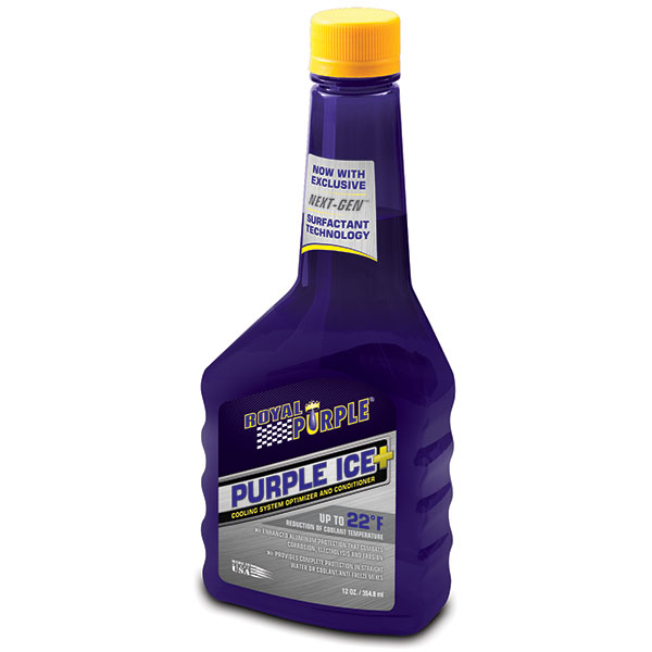 Image of Royal Purple Purple Ice Super-Coolant Radiator Additive - 12 Oz.