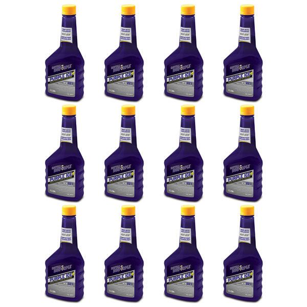 Image of Royal Purple Purple Ice Super-Coolant Radiator Additive - 12 Oz., Pack Of 12