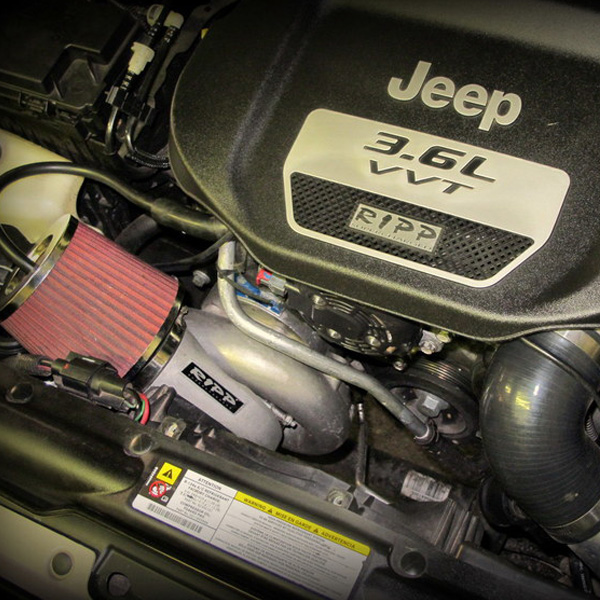 Image of Ripp Intercooled Supercharger Kit For 3.6L V6 Engine, Rhd - Automatic Transmission