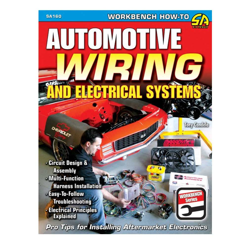 Image of Cartech Manual - Automotive Wiring And Electrical Systems