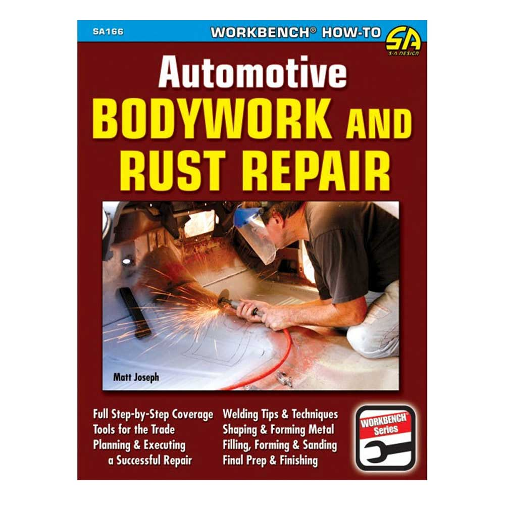Image of Cartech Manual - Automotive Bodywork And Rust Repair