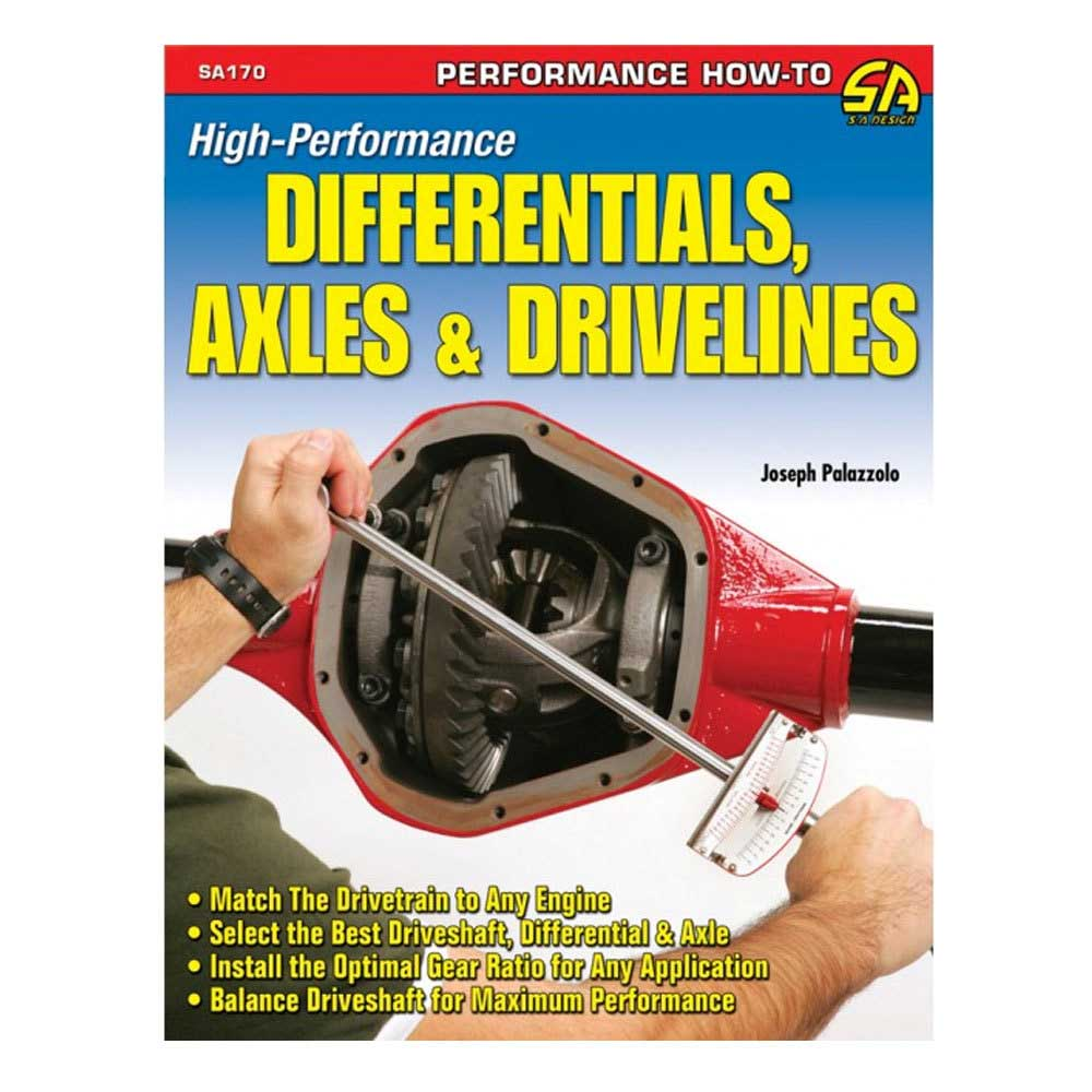 Image of Cartech Manual - High-Performance Differentials, Axles & Drivelines