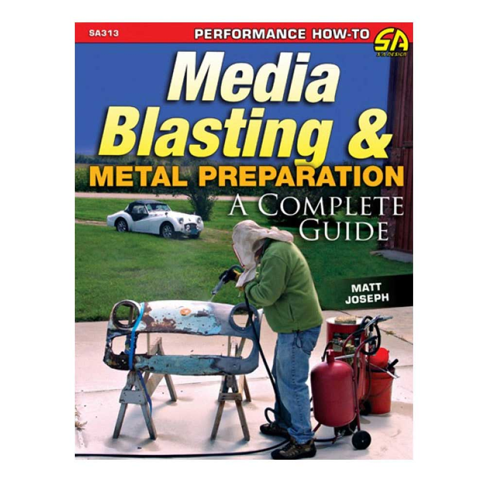 Fits: Universal Description: The Cartech Media Blasting & Metal Preparation: A Complete Guide Manual Discusses All The Tools You Need To Expertly Prepare Your Car, Motorcycle, Or Anything Made Of Metal For The Next Stages Of Restoration. Covered Are Basic Metal Considerations Such As Type And Size Of Metal; Intended Purpose Of Cleaning The Metal; Approaches To Cleaning Metal Through Chemical, Mechanical Abrasive, And Media Abrasive Systems; Mastering The Processes For Consistent Results; Small- And Large-Scale Projects; And Post-Cleaning Prep Procedures. Product Details: Pages: 144 Size: 8.5 X 11 (Inches) Format: Paperback Illustrations: 292 Color Publisher: Cartech Isbn: 9781613251652 Parts Included: (1) Cartech Manual - Media Blasting & M
