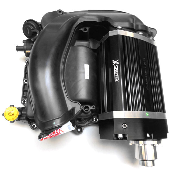 Image of Sprintex Intercooled Supercharger Kit With Diablo Tuner
