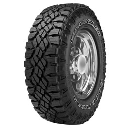 Image of Goodyear Duratrac Tire - 31X9.50R17Lt
