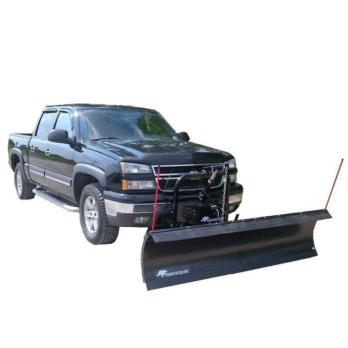 """Image of Snowbear 84"""" Hydraulic Plow System"""