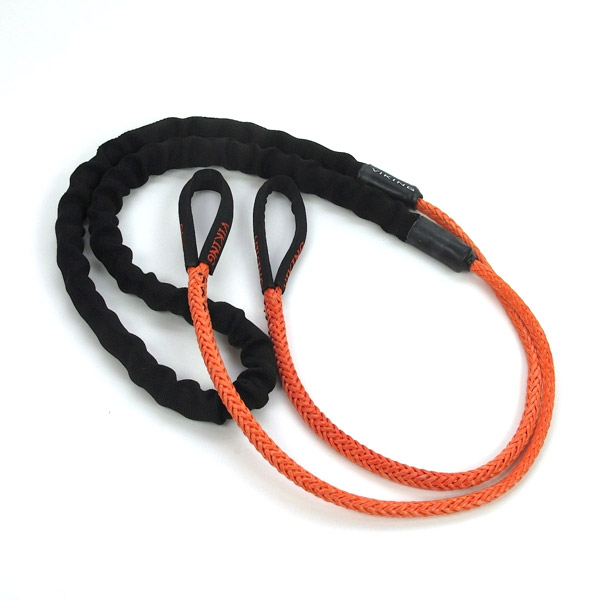 "Image of Viking Offroad 3/8"" X 10' Rigging Line, Mbs 17,600 Lbs, Orange"