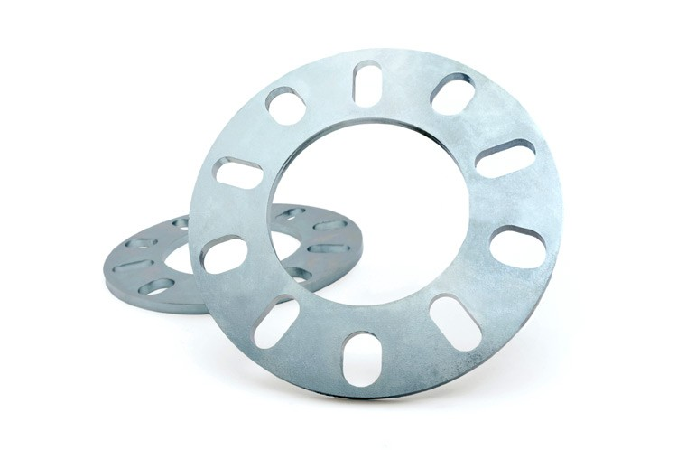 "Image of Rough Country .25"" Wheel Spacers, 5X5.5"" Bolt Pattern - Pair"
