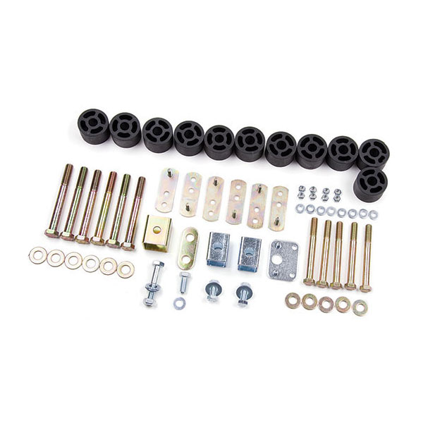 """Image of Zone Offroad 1-1/4"""" Body Lift Kit"""