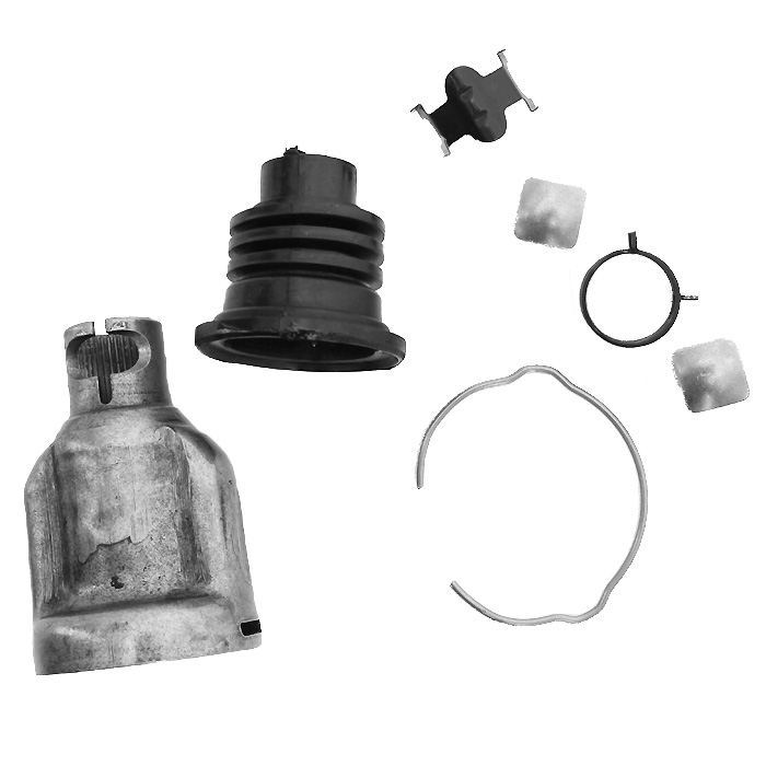 CROWN Steering Shaft Coupling Kit with Power Steering - 998710K