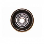 "Crown Idler Pulley, 3.00""-76mm, Smooth - Sold Individually"