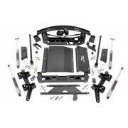 """Rough Country 6"""" Suspension Lift Kit with Premium N3 Series Shocks"""