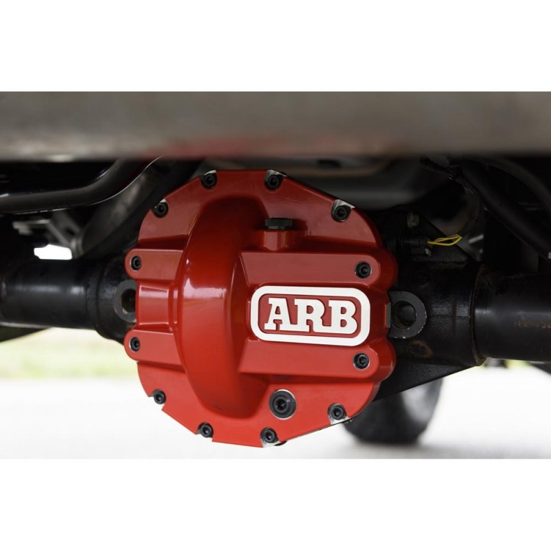 ARB Overland Package for JL 4D Rubicon
