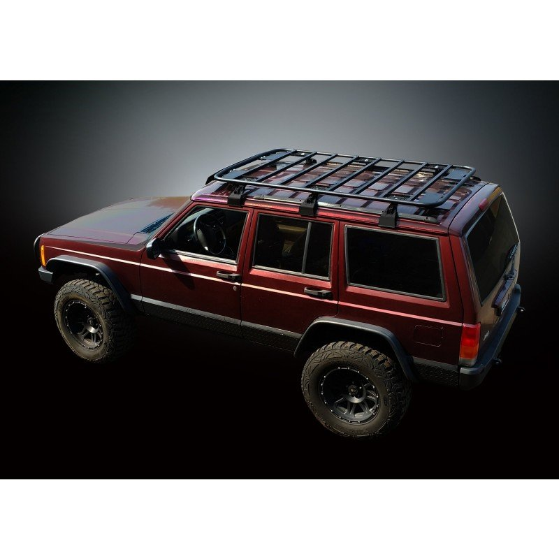 Warrior Platform Roof Rack For Cherokee Xj Best Prices Reviews At Morris 4x4