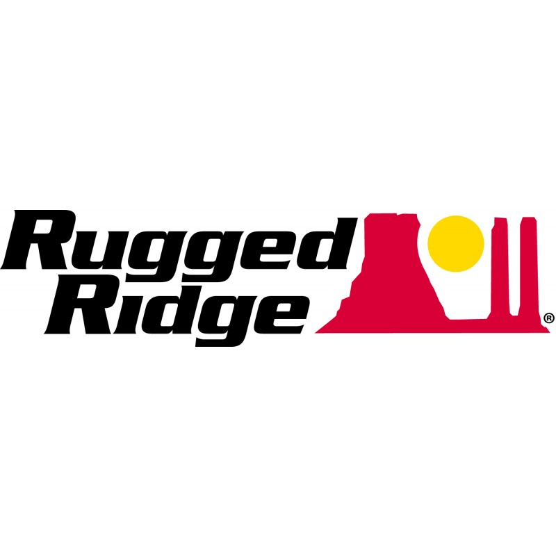 RUGGED RIDGE 18043.26 Tie Rod End Kit Replacement Part 7//8 Inch