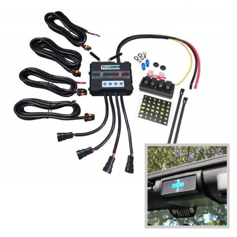 Trigger 4 Plus Solid State Bluetooth Relay Switching System | Best Prices &  Reviews at Morris 4x4Morris 4x4 Center