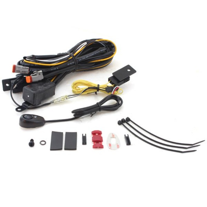 [SCHEMATICS_4FR]  ARB Intensity LED Light Wiring Kit   Best Prices & Reviews at Morris 4x4   Arb Wiring Harness Lighting      Morris 4x4 Center