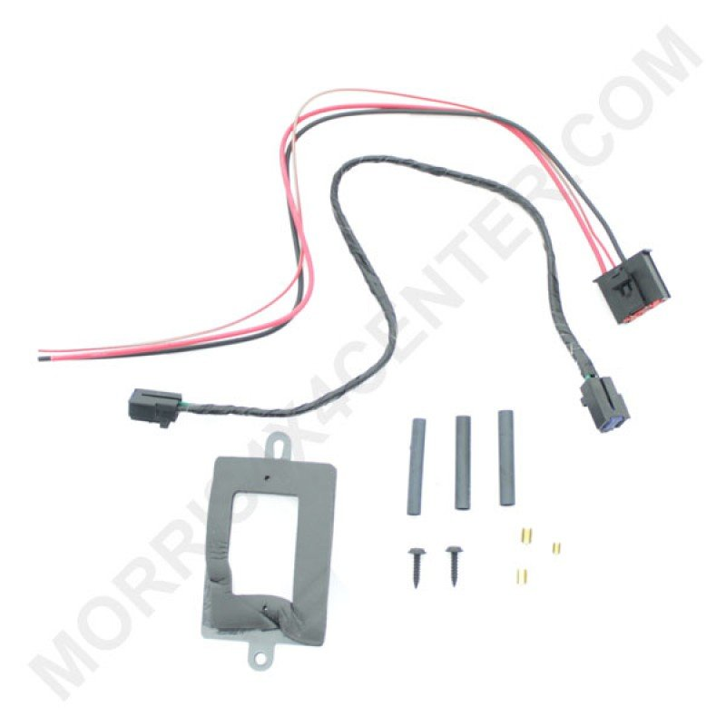 MOPAR Blower Motor Resistor Wiring Harness Kit | Best Prices & Reviews at  Morris 4x4Morris 4x4 Center