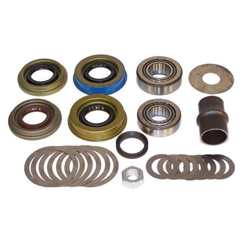 Crown Pinion Bearing Kit For Dana 30 Front Axle Best Prices Reviews At Morris 4x4